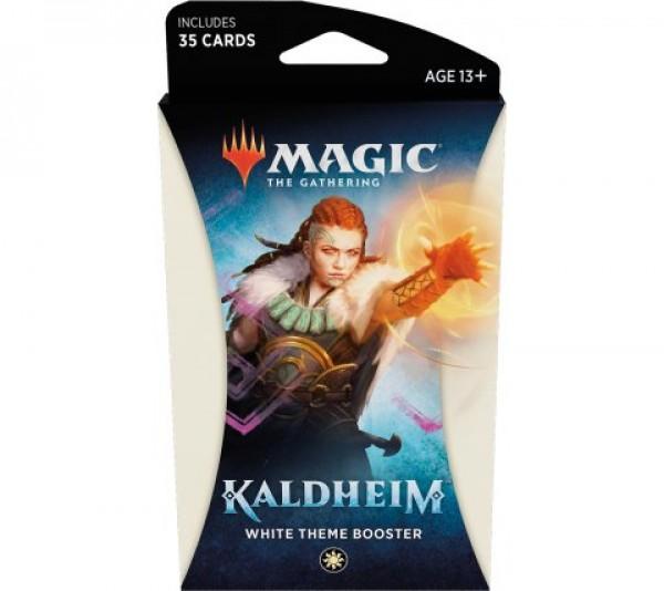 Kaldheim Theme Booster - White