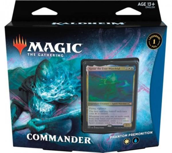 Kaldheim Commander Deck - Phantom Premonition