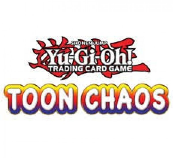 Toon Chaos - Booster Display (24 Packs) Unlimited Reprint