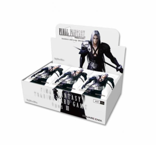 Final Fantasy Opus III ENG Boosterbox (36 Packs)