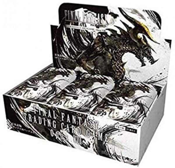 Final Fantasy Opus VIII ENG Boosterbox (36 Packs)