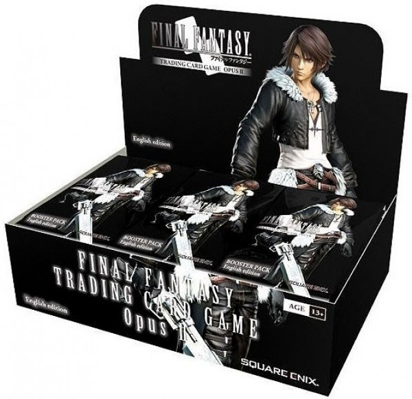 Final Fantasy Opus II ENG Boosterbox (36 Packs)