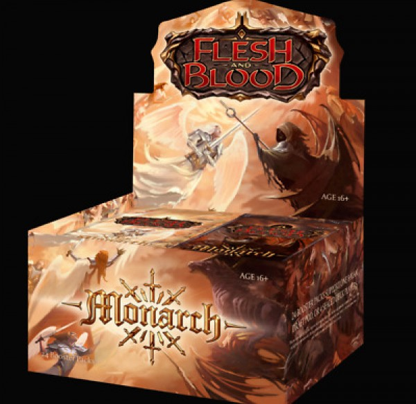 Flesh & Blood Monarch First Edition Boosterbox