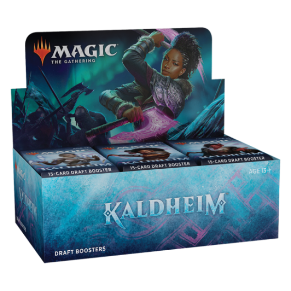 Kaldheim Draft Boosterbox