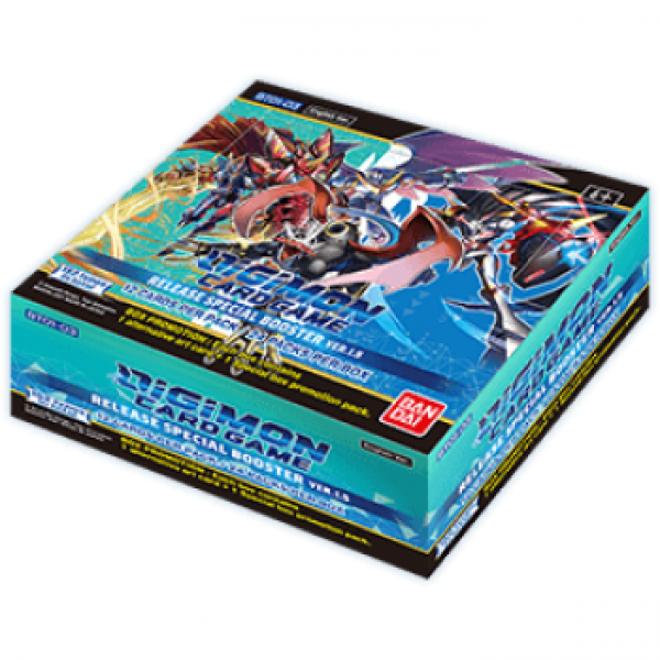 Digimon Release Special Boosterbox Ver. 1.5 (24 packs)