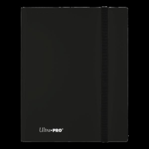 Ultra Pro 4-pocket Binder Eclipse - Jet Black