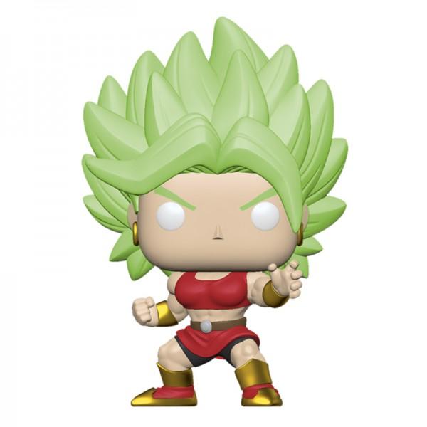 Animation: Dragon Ball Super S4 - Super Saiyan Kale