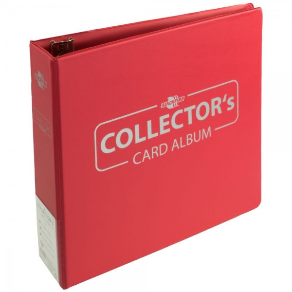 BF Collectors Album - Rood
