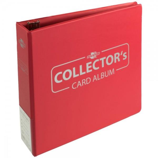 BF Collectors Album - Red