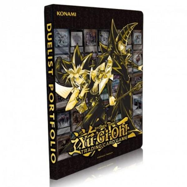 Portfolio Yu-Gi-Oh Golden Duelist 9-Pocket