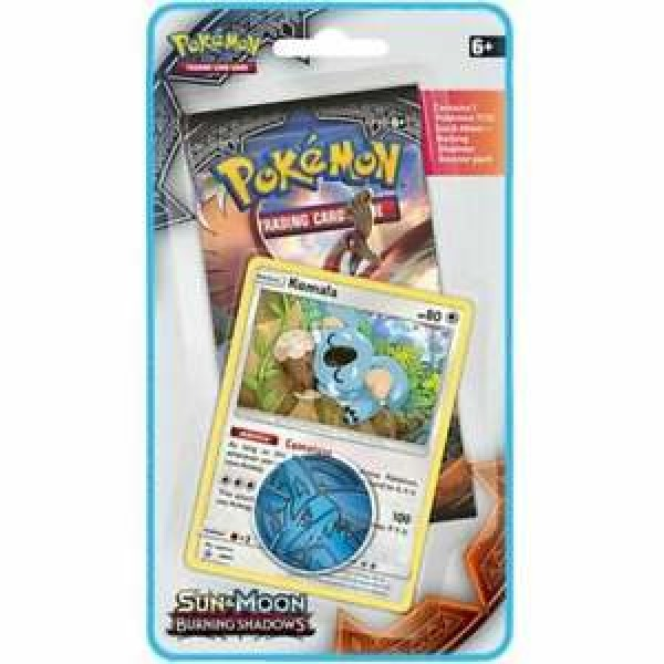SM3 Burning Shadows Checklane Blister - Komala