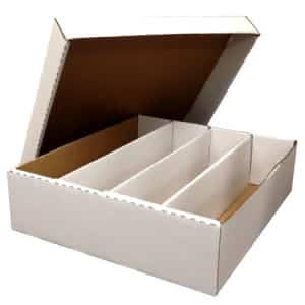 Cardbox - 4000 cards