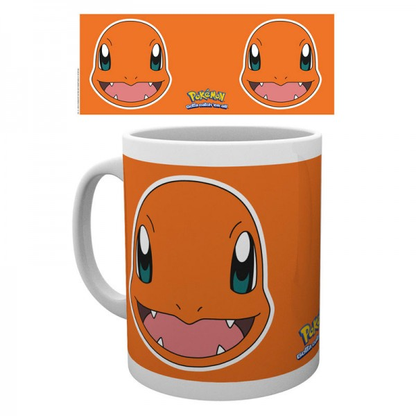 GBeye Mok - Pokemon Charmander Face