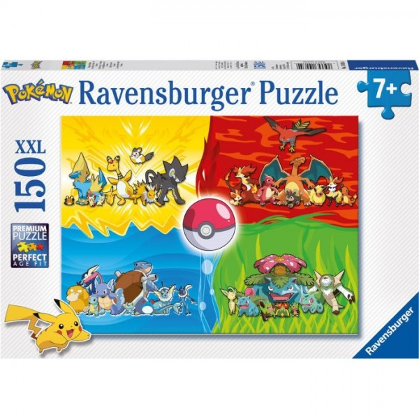 Ravensburger - Pokémon 150pc