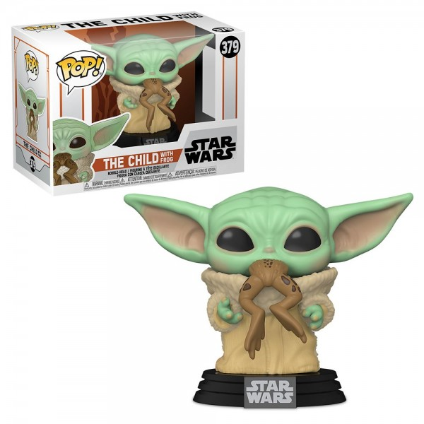 Funko Pop Star Wars The Child With Frog