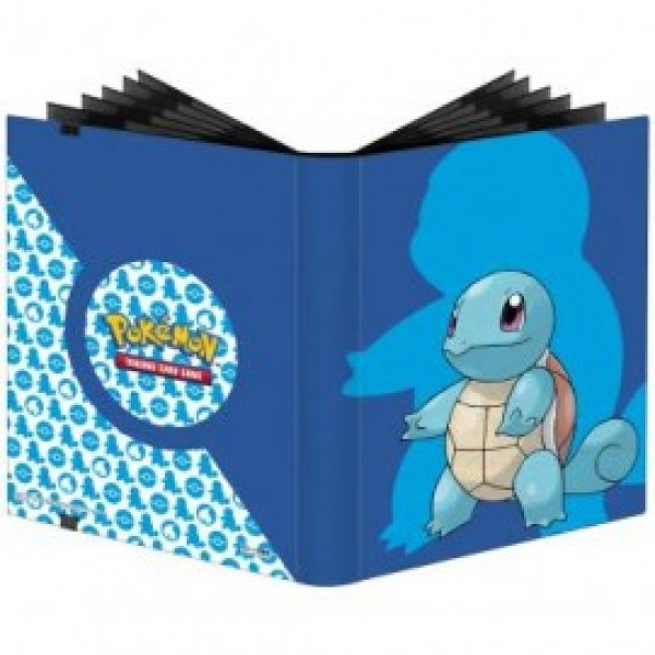 Ultra Pro 9-pocket Binder Squirtle