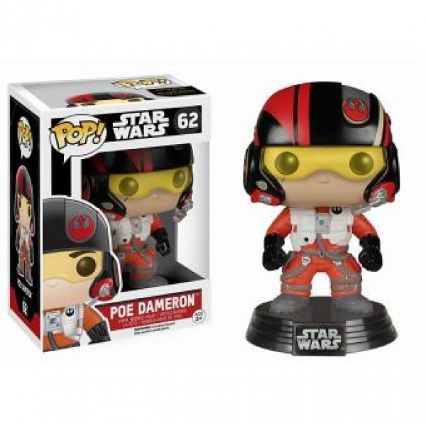 Funko POP! Star Wars Episode VII The Force Awakens - Poe Dameron