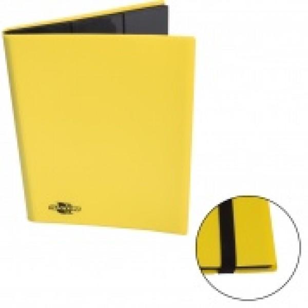 Flexible Album 9-Pocket - Geel
