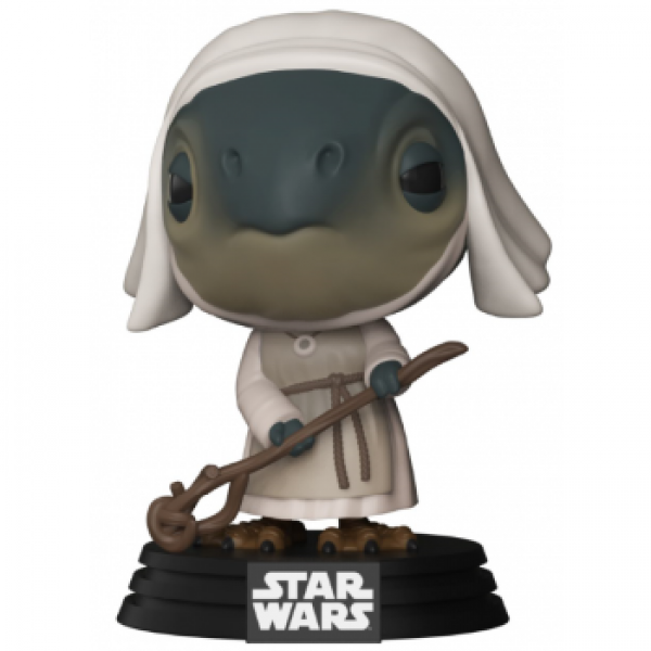 Funko POP! Star Wars The Last Jedi W2 - Caretaker Vinyl Figure 10cm