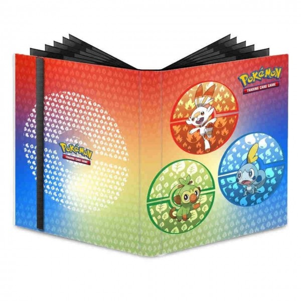 Ultra Pro Binder Sword & Shield Galar Starters