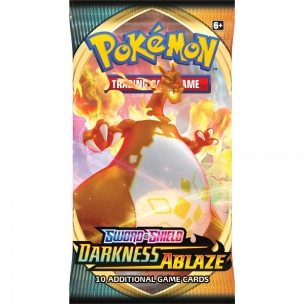 Boosterpack - Darkness Ablaze