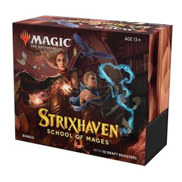 Strixhaven Bundle ENG