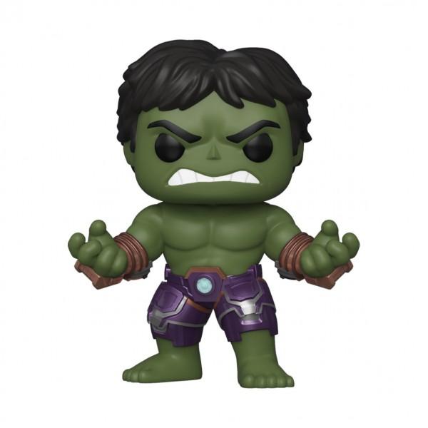 Funko Pop 629 Avengers Game -Hulk (Stark Tech Suit)
