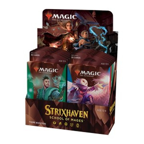 Strixhaven Theme Booster Display ENG