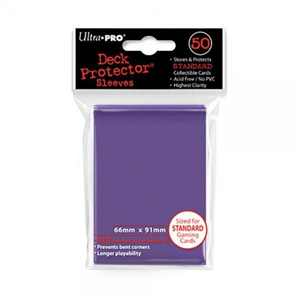 Ultra Pro Sleeves Matte Purple (50st)