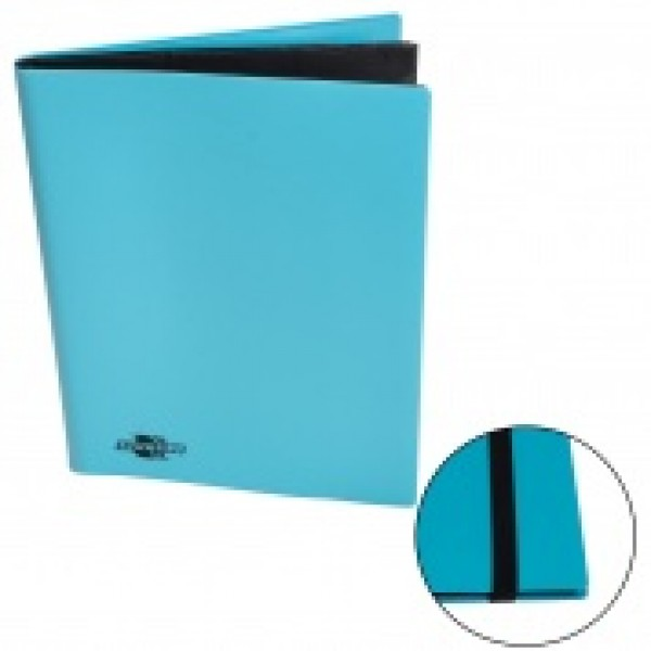 Flexible Album 9-Pocket - Light blue