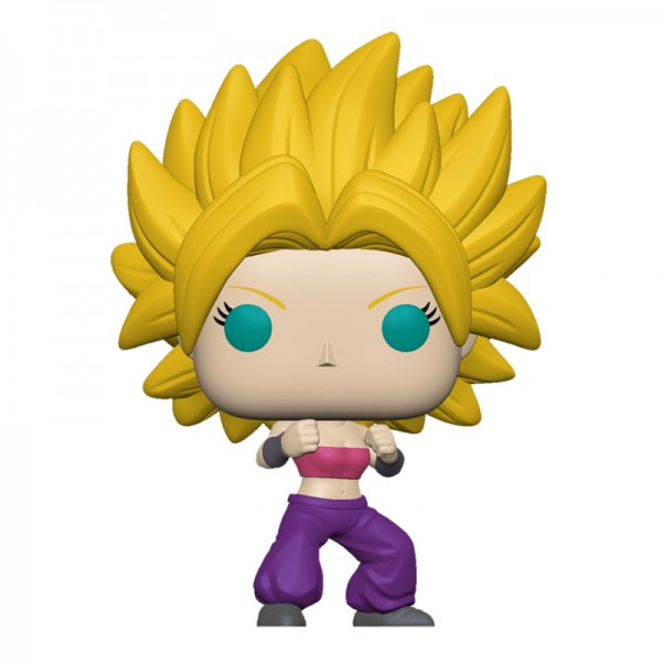 Animation: Dragon Ball Super S4 - Super Saiyan Caulifla
