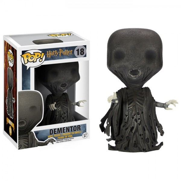 Funko POP! Movies - Harry Potter: Dementor
