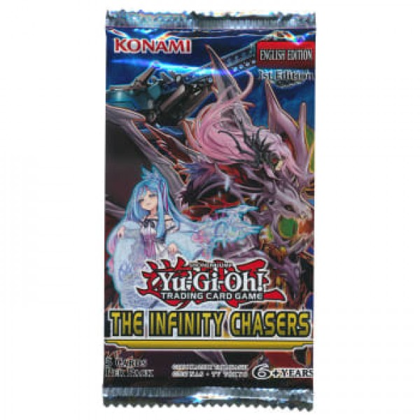 Yu-Gi-Oh - The Infinity Chasers Booster Pack