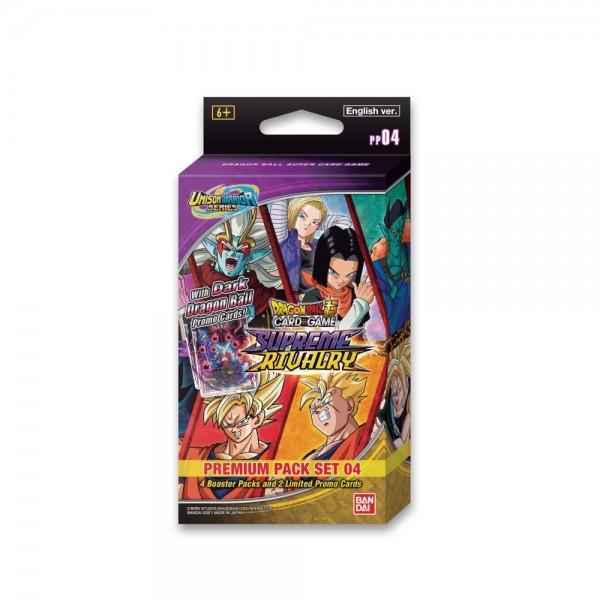 Dragon Ball SCG S13 UW4 Supreme Rivalry Premium Pack