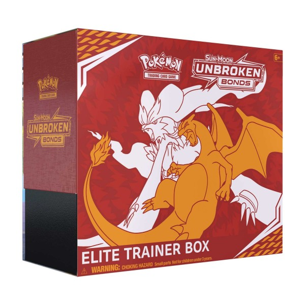 Sun & Moon Unbroken Bonds Elite Trainer Box
