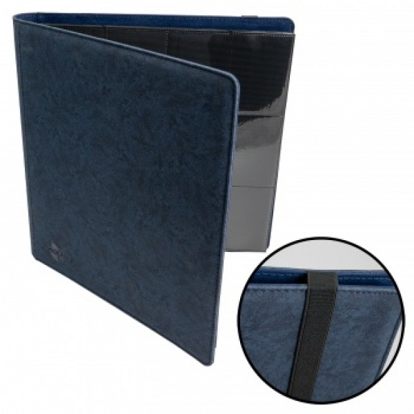 12-Pocket Premium Album Blue