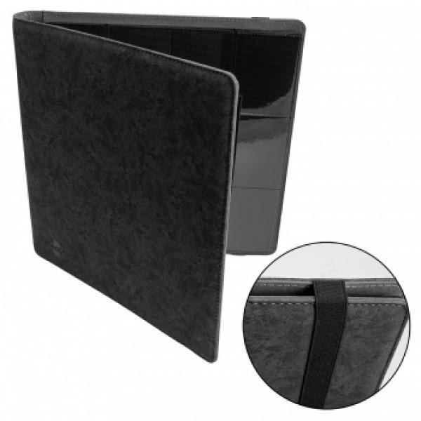12-Pocket Premium Album Black