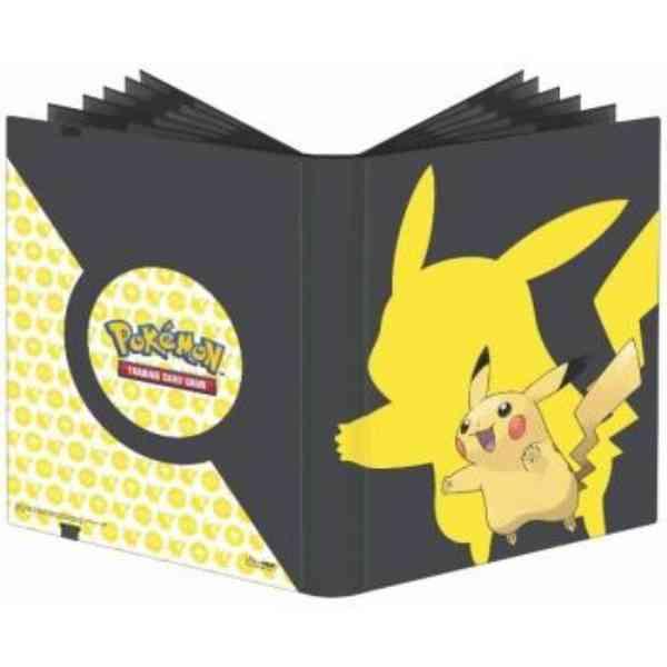 Ultra Pro 9-Pocket Pro Binder - Pikachu