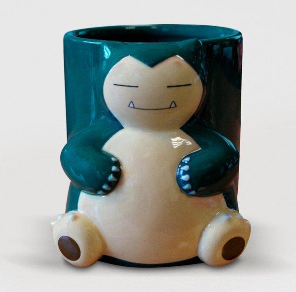 GBeye 3D Mok - Pokemon Snorlax