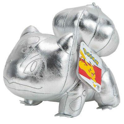 25th Anniversary - Silver Plush 20cm -  Bulbasaur